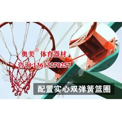 运城地埋式单臂篮球架在线咨询图片