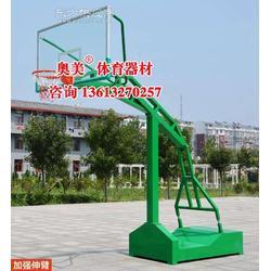 周口海燕式篮球架图片