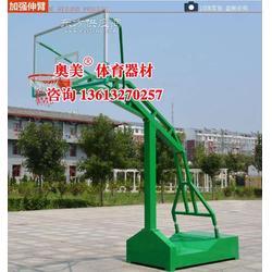 福州预埋式篮球架《专业品质》图片