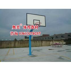 贵阳电动液压篮球架图片