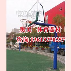 威海墙体悬臂篮球架在线咨询图片