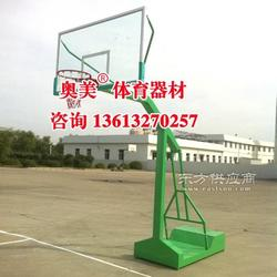赤峰升降式篮球架《专业品质》图片