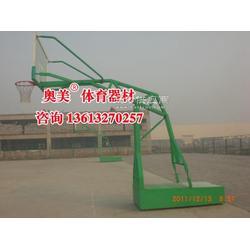 丹东移动篮球架图片