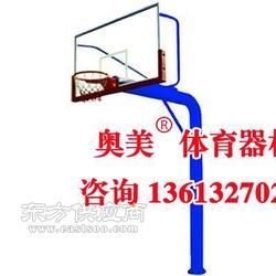 圆管篮球架《销售低价》玉溪市图片