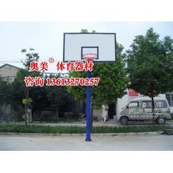 吉安市方管篮球架生产厂家图片