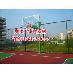 阜阳篮球架图片