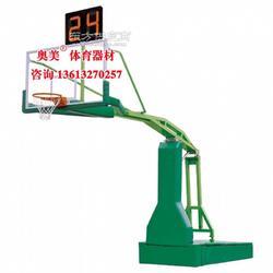 圆管篮球架多少钱(哈密)图片