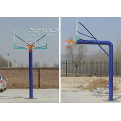 白银市海燕式篮球架厂家图片