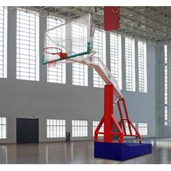 来宾市平箱篮球架多少钱图片