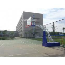 手动液压篮球架多少钱(广安市)图片