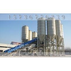 商砼搅拌站商品混凝土搅拌站施工方案欢迎采购-六合LHF图片