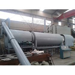 高产量连续式炭化炉,大中型稻壳炭化炉厂家平价出售图片
