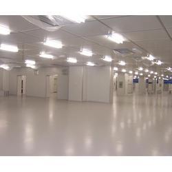 长治电子厂洁净室,欧贝尔图片
