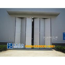 电厂电动折叠门厂家、不锈钢折叠门厂家图片