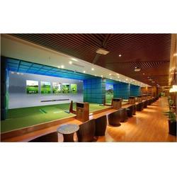 室内高尔夫,济南奥星智能影音公司,室内高尔夫怎么样图片