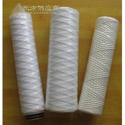 嘉硕滤器供应 线绕滤芯 脱脂棉线绕滤芯图片