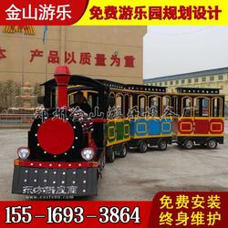 无轨小火车游乐设备,高铁小火车,和谐号小火车厂家图片