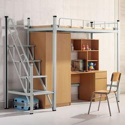 二七区学生公寓床生产厂家、(郑州成龙)、二七区学生公寓床图片