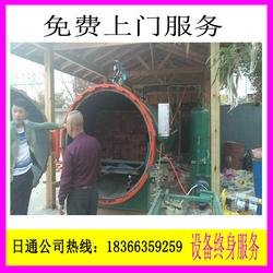 大型木材防腐罐报价,惠州大型木材防腐罐,诸城日通机械图片