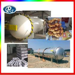 大型电加热硫化罐报价、湘西大型电加热硫化罐、诸城日通机械图片