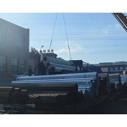 太原镀锌钢管-太原恒帅钢材-太原镀锌钢管型号图片