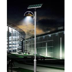 太阳能路灯,现代照明 太阳能路灯,太阳能路灯杆 双臂图片