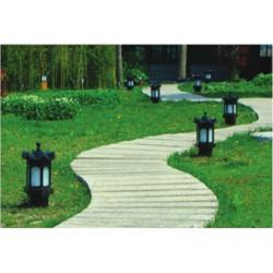 现代照明 草坪灯多少钱一套-宜兴草坪灯图片
