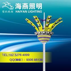 25米高杆灯基础更具可靠性图片
