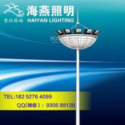 18米高杆灯低价促销图片