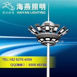 25米高杆灯八角灯杆图销售商图片