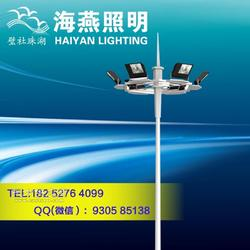 15米高杆灯永不放弃质量原则图片
