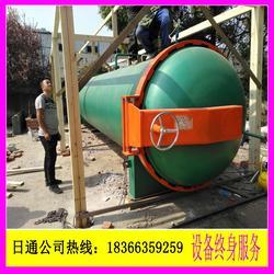 诸城日通机械(图)、电缆硫化罐厂家、吕梁市电缆硫化罐
