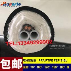 华尔特CEMS电伴热烟气采样管防腐取样伴热管尾气排放分析管伴热管线LNFTH-D42-D2图片