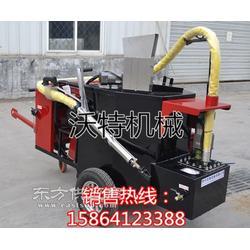 全程恒温式沥青灌缝机沃特大容量100升道路补缝机填缝机图片