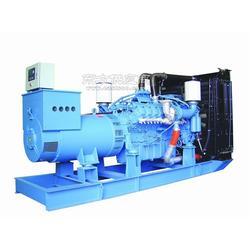 发电机生产企业供应玉柴75kw发电机有较高机械电气强度图片