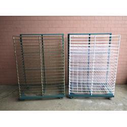 中蓝玻璃丝印千层架 长安丝印千层架厂家-丝印千层架厂家图片