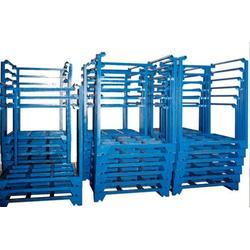 移动式货架-中蓝移动式货架厂家-中山轻型移动式货架图片