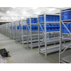 中蓝物流设备(图)|长安轻型货架厂|轻型货架厂图片