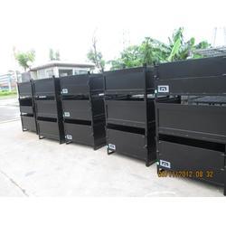 东莞物流箱定做厂家、物流箱、中蓝物流箱厂家图片
