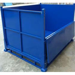 防静电周转箱_可折叠防静电周转箱_中蓝物流设备(优质商家)图片