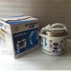 带数码显示5升电压力锅 压力锅价 适合跑江湖的电饭锅图片