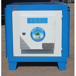 静电油烟净化器,安顺静电油烟净化器,山东华夏蓝天(查看)图片