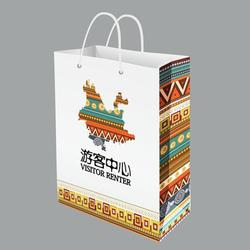 资料袋设计|印象广告|宝鸡设计图片