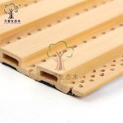 孔木吸音板品牌-嘉兴孔木吸音板-万景木质吸音板(查看)图片