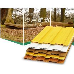 嘉兴长城板-优质长城板采购万景生态木-195长城板图片