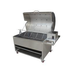 烤全羊炉子直销 蔚蓝环保(在线咨询) 阜康烤全羊炉子图片