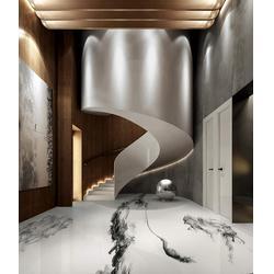中式家装水墨漆艺术涂料效果-厦门市金玉峰-浑江区水墨漆图片