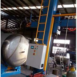 焊接操作机-三虹重工-焊接操作机厂家图片