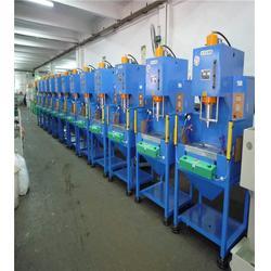 四柱油压机、金拓机械油压机、中堂四柱油压机图片
