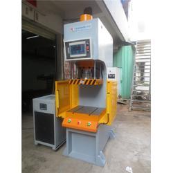 惠州液压机、金拓机械液压机、80吨四柱液压机图片